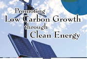Promoting low carbon growth through clean energy: case studies on decentralized renewable energy systems