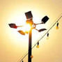 Solar lights for villages
