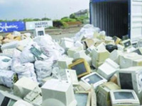 e-waste, an environmental, health hazard
