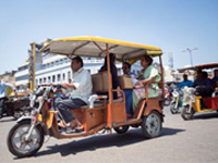 Rickshaw to e-rick: Plan to switch lacks clarity in Gurgaon