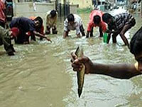 Flood situation worsens, 13 districts hit, 2 dead