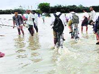 21 villages affected by flood in Biswanath subdivision