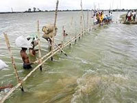 3,000 families marooned in Tripura floods