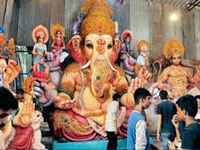 Green Ganeshas becoming more popular this Ganesh Chaturthi