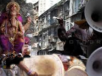 Ganesh mandal welcomes Mumbai civic body conditions