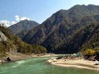 To keep Ganga clean, work begins on turning sewage spot in Rishikesh into 'selfie point'