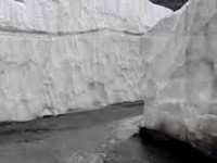 Depleting glaciers threat to power projects, water sources