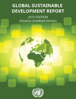 Global Sustainable Development Report, 2015