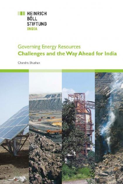 Governing energy resources: challenges and the way ahead for India