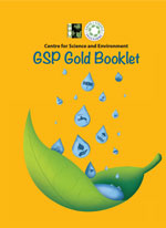 Rainwater havesting in GSP Gold Schools