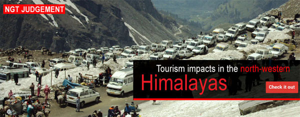 Judgement of the National Green Tribunal regarding tourism impacts in the north-western Himalayas, 06/02/2014