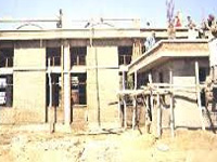 Pucca houses in villages cement position: Study