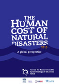 The human cost of natural disasters: a global perspective