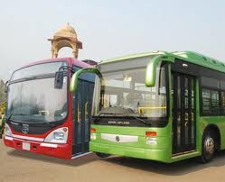 CNG bus emissions roadmap: from Euro III to Euro VI