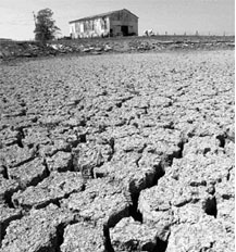 Drought may continue