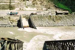 Dam on Teesta spells doom