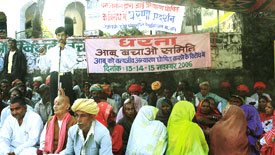 Mount Abu notification sparks protests