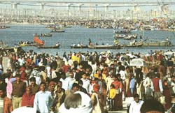 Water woes at Allahabad`s Kumbh mela