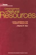 Comanagement of natural resources  Local learning for poverty education