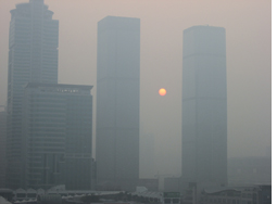 China`s agenda to tackle climate change