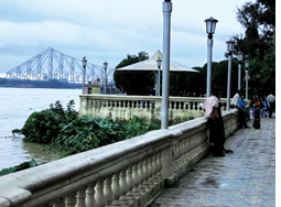 Kolkata reconnects with its riverfront