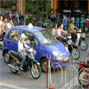 Measuring the invisible: quantifying emissions reductions from transport solutions - Hanoi case study