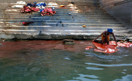 Status paper on river Ganga: state of environment and water quality