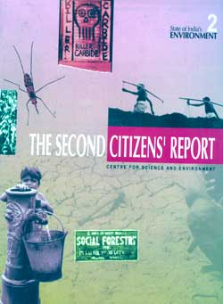 The state of India's environment: the second citizen's report