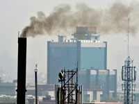 Sponge iron units causing pollution to save power bills