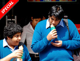 Order highlighting that the concern is with a dietary habit and promotion of what is popularly known as junk food amongst school children