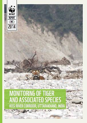 Monitoring of tiger and associated species - Kosi river corridor, Uttarakhand, India
