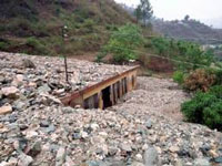 Heavy rainfall, landslide wreak havoc in Bageshwar