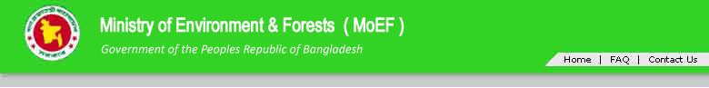 Ministry Of Environment & Forests (Bangladesh)