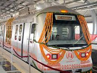 Chennai hits the fast lane with its metro