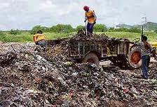Action plan for management of municipal solid waste