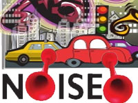 In Agra, noise pollution adds to residents' woes