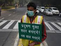 Levels of pollutants increased during odd-even'