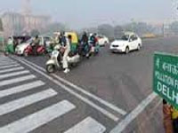 Air quality worse during odd-even