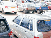 Why Delhi is worst city to park in
