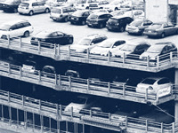 Parking management districts could help make best use of existing infra