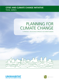 Planning for climate change: a strategic, values-based approach for urban planners