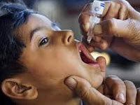 Phase II pulse polio drive: 65 lakh kids given drops on Day 1