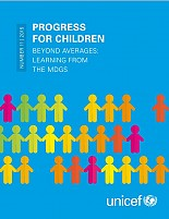 Progress for children: beyond averages -  learning from the MDGs