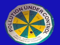 No mechanism to compile data on 'Pollution Under Control' certificates: CIC