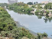 Rai for action against those polluting Phalguni river