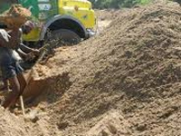 Crackdown on sand mining in CB Pur