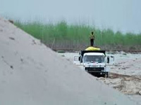 Hearing on sand mining stay at NGT Delhi on October 5