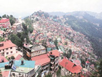 Downhill Story: Building violations in Shimla