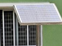 Solar power to cut energy bill