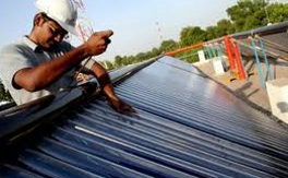 Report on barriers for solar power development in India